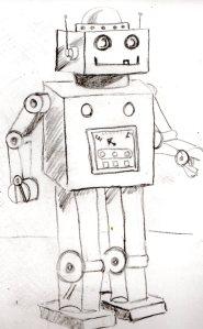 Robot - Ivan