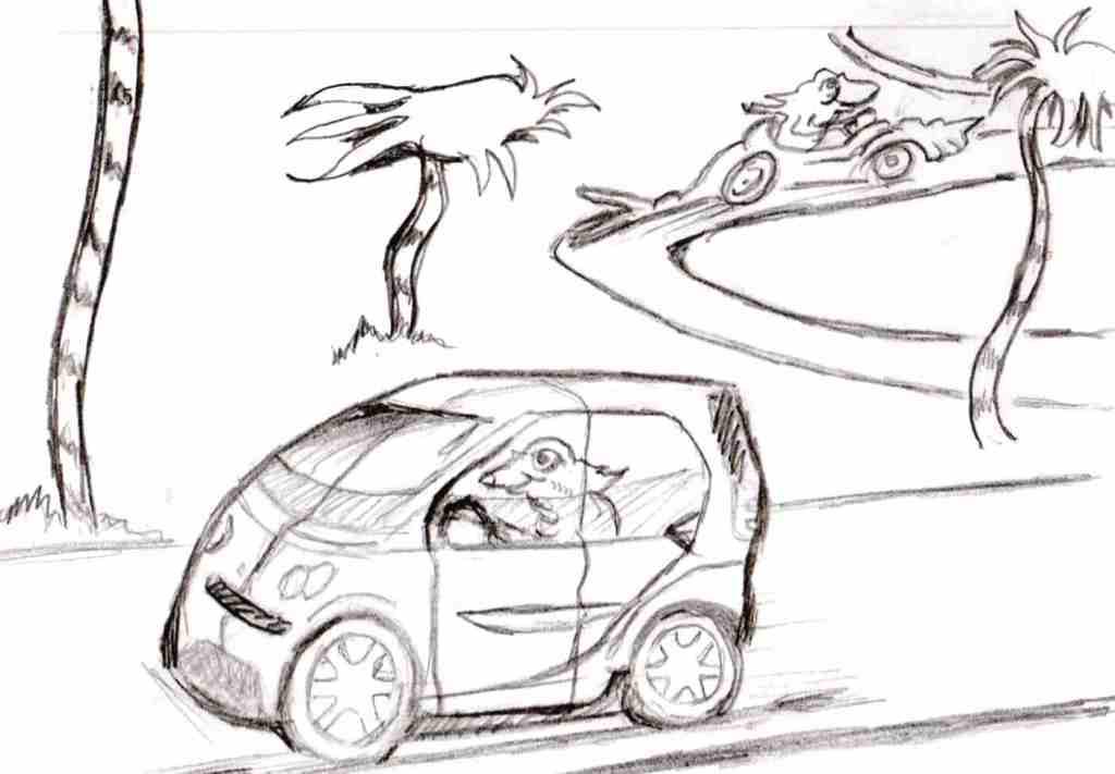Dave's Smart Car